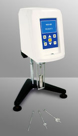 CE ISO Electronic Viscosity Tester / Digital Display Rotational Viscometer 220V
