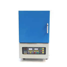 China 1800℃ Lab Muffle Furnace High Temperature Oven With Vacuum Pump ±1℃ Precision factory