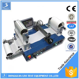 Automatic Coater Hot Melt Adhesive Tape Film Roller Coating Machine