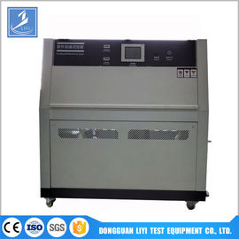 China UV Accelerated Weathering Tester / UV Lamp Accelerated Testing Chamber factory