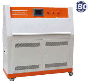 China High Precision UV Accelerated Weathering Testing Machine for Plastic factory
