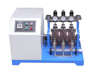 ,Rubber NBS Abrasion TesterASTM D1630 Rubber Testing Equipment / Rubber NBS Abrasion Testing Machine