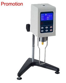 Lab Digital Display Automatic Rotational Viscometer For Liquid Material