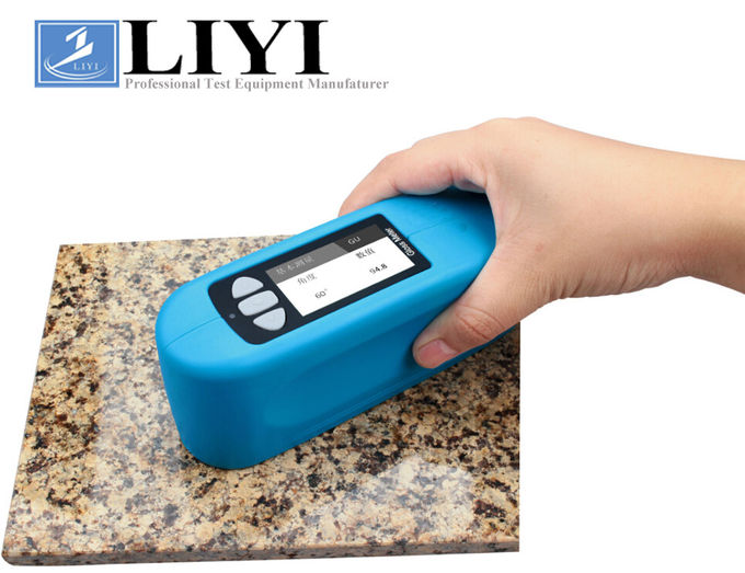 Electronic High Precision Portable Colorimeter 0℃-40℃ Working Temperature Range