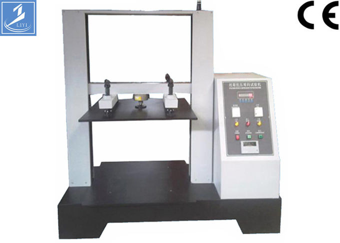 Electronics Compression Pressure Testing Machine For Corrugated Carton Box