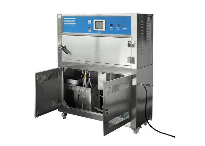 Safe UV Accelerated Weathering Tester Aging Test Chamber Easy To Operate