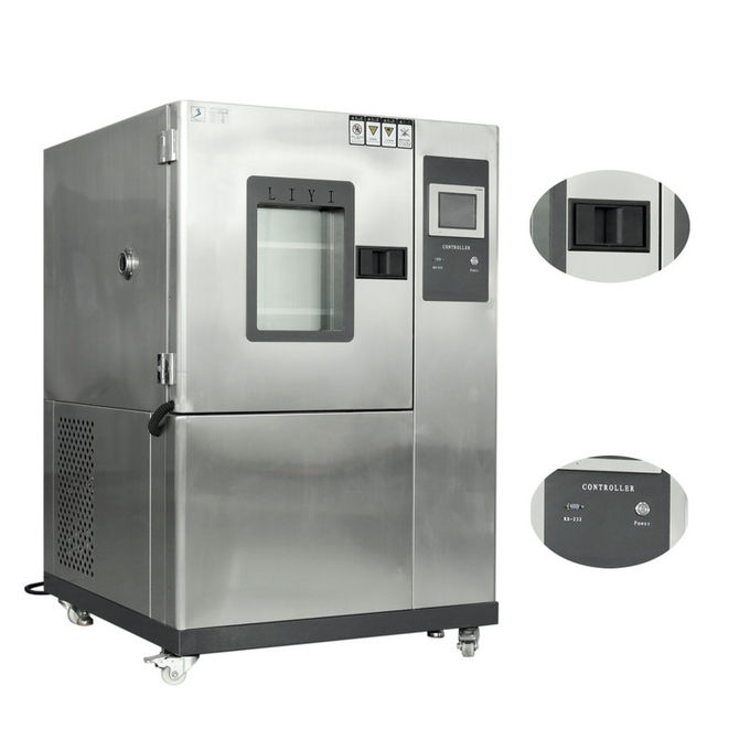 Stainless Steel Temperature Humidity Test Chamber/ High Low Temperature Control Cabinet