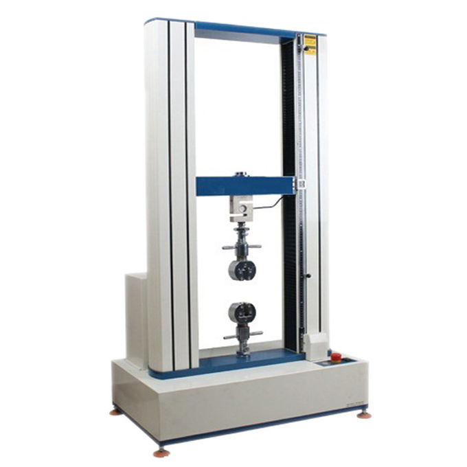 Tensile Testing Machine Electronic Computer Pull Series Wire And Cable Elongation Tester