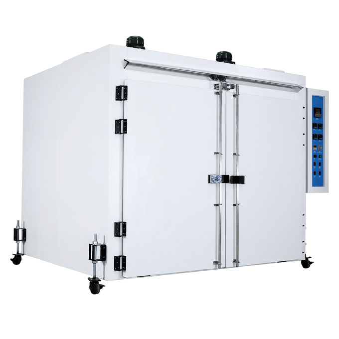 Wheeled Industrial Oven RT~100°C/10 Min 200℃~500℃ Temperature Range