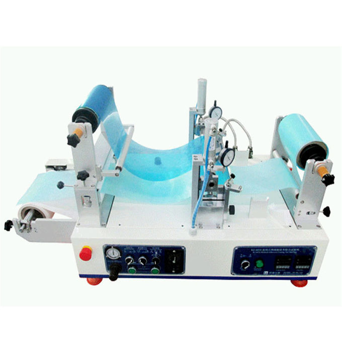 Lab Hot Melt Sampling Coater Used Adhesive Tape Coating Machine