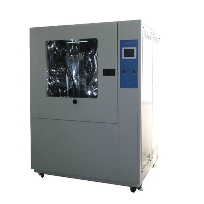 Customized Environmental Test Chamber / Electronic Stainless Steel Sand And Dust Test Chamber