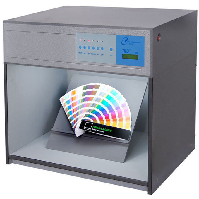 Standard Light Source Color Matching Machine / Colour Assessment Cabinet