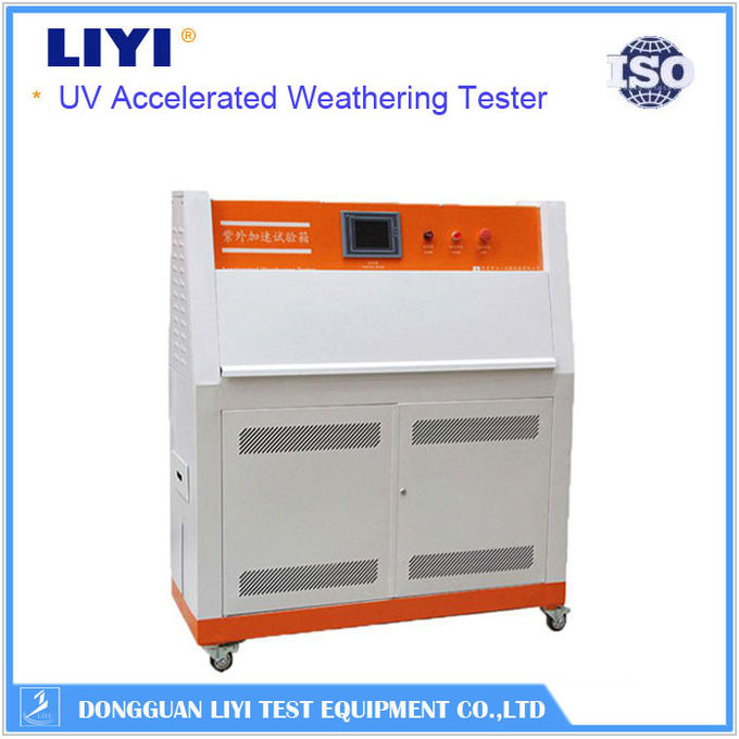 High Precision UV Accelerated Weathering Testing Machine for Plastic