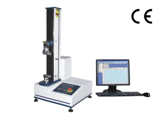 Automatic Electronic Tensile Strength Testing Machine High Speed 50~500mm / Min