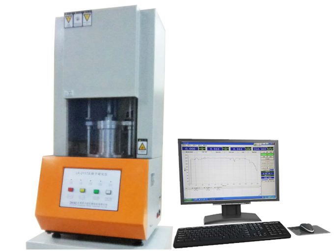High Accuracy Fully Automatic Rubber Testing Equipment / Moving Die  #AB6020