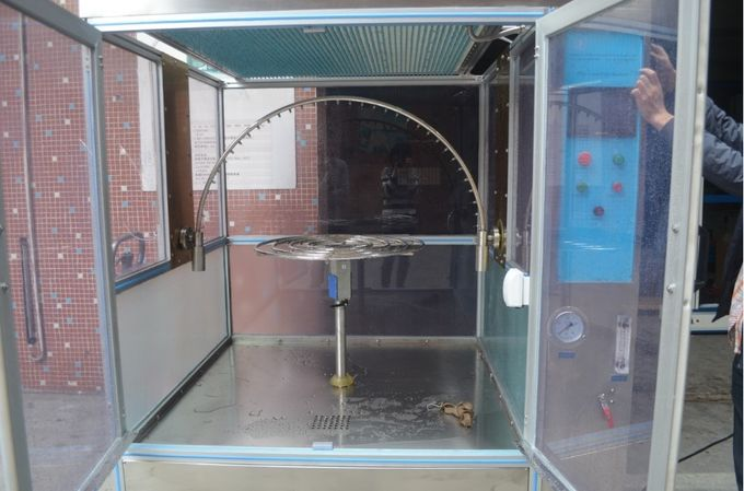 Rain Environmental Test Chamber for Enclosure Water Resistance Test