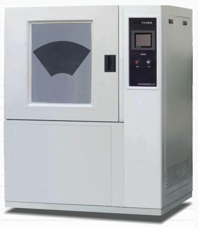 Environmental Custom Sand and Dust Test Chamber with touch screen PLC